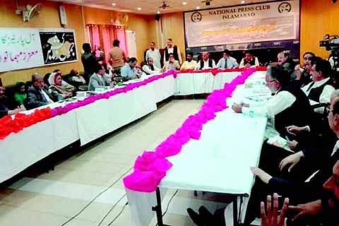 Kashmiri leaders urge Pak not to alter Gilgit-Baltistan status