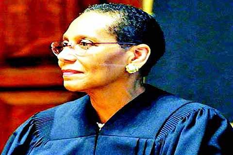"United States"" first female Muslim judge found dead"
