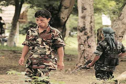 """Nagas have China option, says NSCN-IM """"army chief"""""""