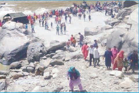 Baisakhi celebrated in Kishtwar