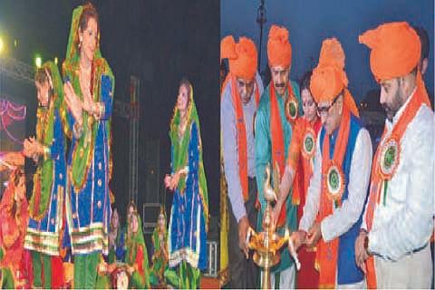 Dy CM inaugurates Baisakhi Mela at Billawar