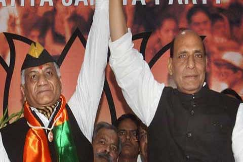 Will look into the issue, says Rajnath