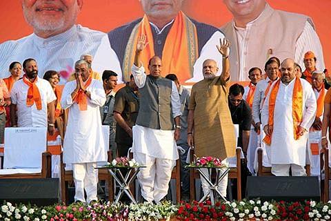 In BJP's Core Group meet, talk of President's Rule in JK
