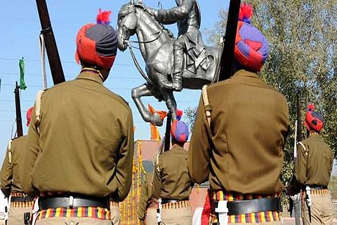 Punjab govt seeks Rs 80 cr from JK for using its police service