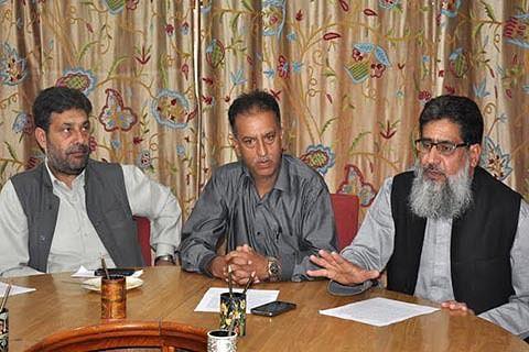Minister's bullet-only-solution remark based on insanity: Kashmir Inc