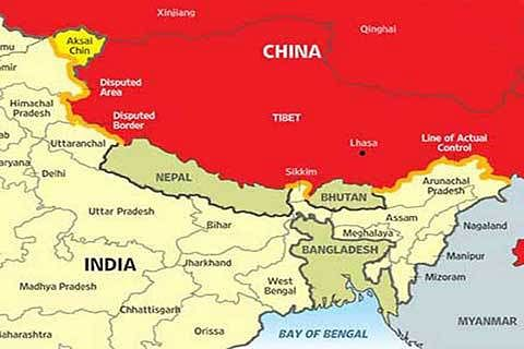 India objects to China renaming 6 places in Arunachal