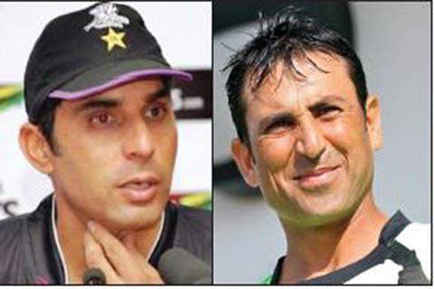 Retiring duo Misbah, Khan lead Pakistan against Windies