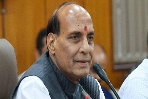 Rajnath tells all states to ensure safety of Kashmiris