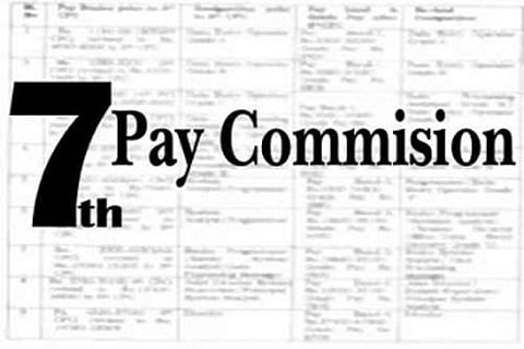 7th Pay Commission: Official panel to work-out implementation modalities
