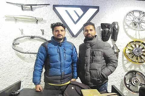 Modifying 'Bullets': Designing duo's mad-job dream