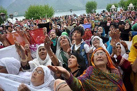 Meraj-ul-Alam celebrated with religious fervour