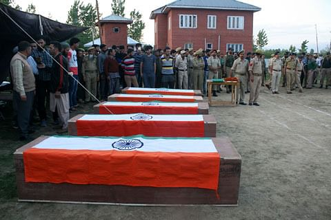 Three Hizb militants carried out Kulgam attack: Police