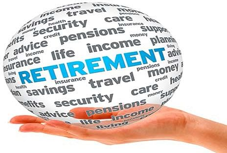 Post-retirement money matters