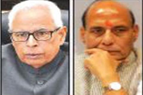 Vohra to meet Rajnath today, may also call on PM