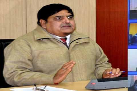 Patwar Association felicitates CS Vyas
