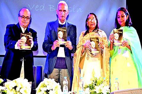 Ved Bhasin remembered on birth anniversary