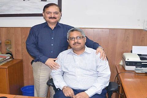 Dr Bhandari assumes charge as Div Com Jammu