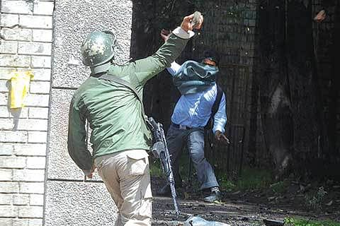 Kashmir lost:Can a system go berserk against its own people