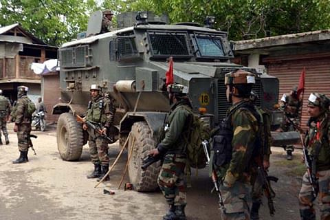 House to house searches in Shopian, Baramulla