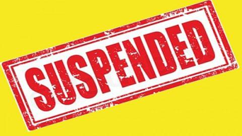 DIG NKR suspends 3 Police officials for 'carelessness, unprofessionalism'