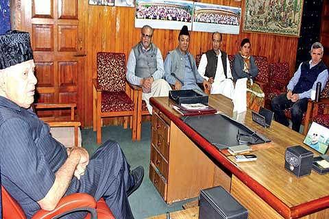 Kashmir situation deteriorating: NC