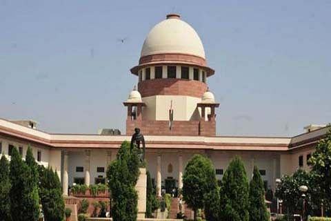 Plea to make barrier like Great Wall of China misconceived: SC