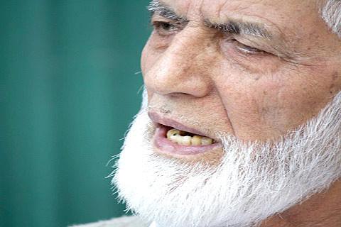 'New Delhi responsible for bloodshed in Kashmir'