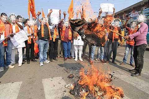 Security personnel suffering due to govt's callous attitude: Shiv Sena