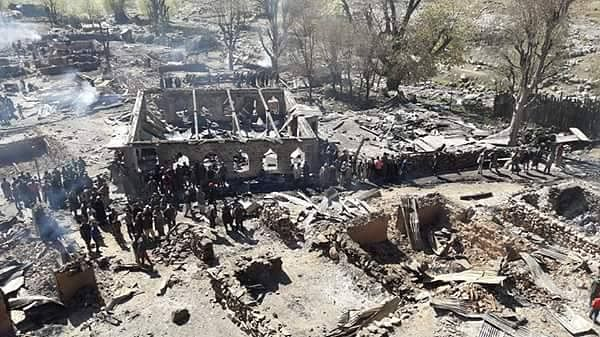 Batyas, Malikpora fire victims wait for relief