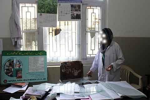 Mismanagement, lack of staff hit healthcare at Ramban Trauma Hospital