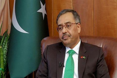 New Pakistan envoy to India Sohail Mahmood to join May end