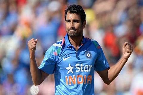 I want to give my best shot: Mohammed Shami