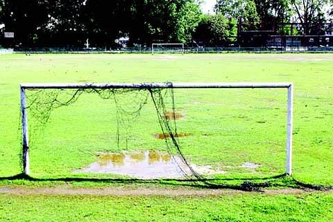 Ground Reality:Valley's 'best' playfield Polo Ground left to rot