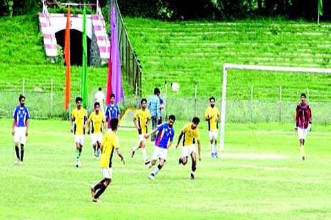 Oorja-Capfs football talent hunt continues
