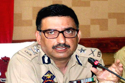Militants have launched psychological warfare, says Kashmir police chief