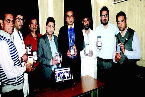 Doctors Association Kashmir launches website