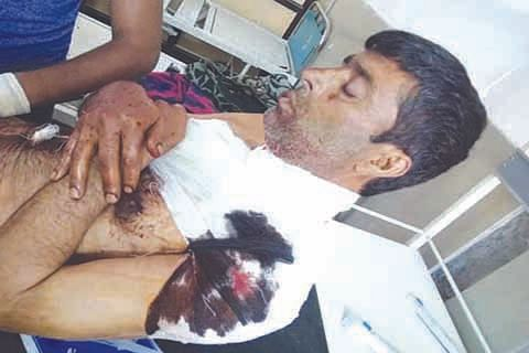 STF Post attacked in Tanta Doda, 2 SPOs injured