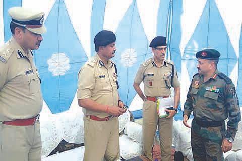 Additional force, hi-tech surveillance to guard Amarnath Yatra: CRPF IG