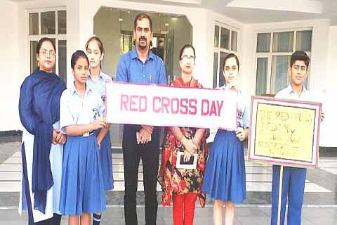 World Red Cross celebrations at JKPS