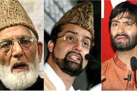 'Kashmir movement has nothing to do with ISIS, Al-Qaeda'
