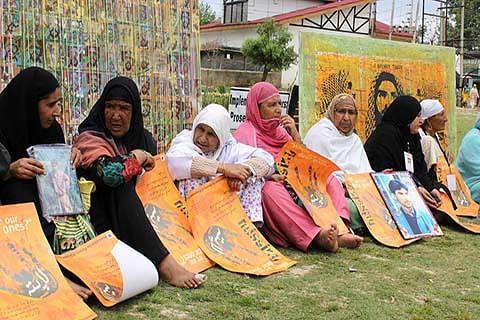 Victims of conflict urge UN to investigate HR violation in Kashmir