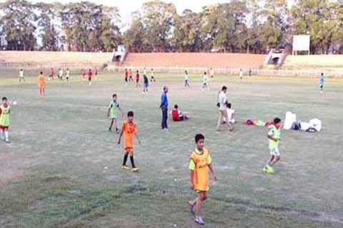Poor infra haunt athletes in Kashmir:Bakshi stadium has filthy toilet, no change room