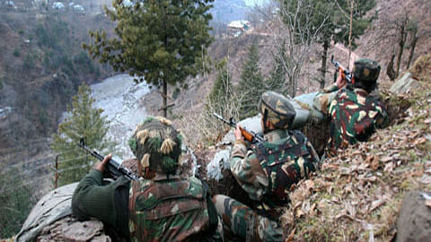 Militant killed as army foils infiltration bid in J&K's Poonch