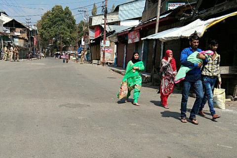 Kishtwar witnesses partial shutdown over GST row