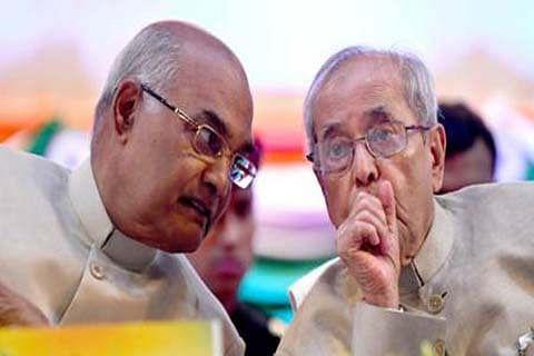 Kovind is NDA's Presidential candidate