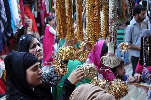 Kishtwar markets witness huge rush ahead of Eid-ul-Fitr
