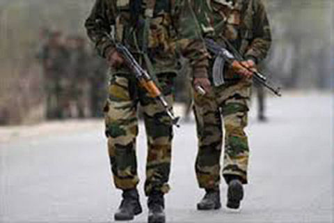 Forces lay siege to village on Srinagar-Jammu highway in south Kashmir's Anantnag