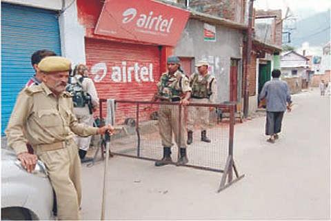 Tight security put in place for Eid-ul-Fitr in Kishtwar