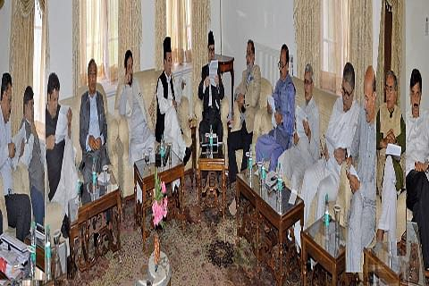 GST: Baig echoes Opposition concerns on special status of Jammu and Kashmir