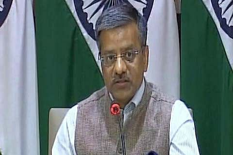 India plays down use of 'Indian administered JK' by US